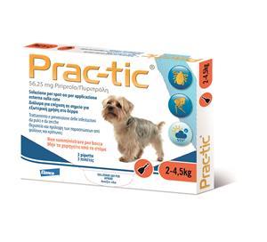 PRACTIC*RO 3PIP 2-4,5KG CANI - Arcafarma.it