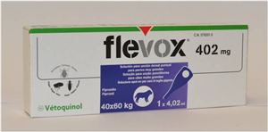 FLEVOX*SPOTON 1PIP 40-60KG CA - farmaciadeglispeziali.it