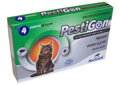 PESTIGON*4PIP GATTI - Farmacia Giotti