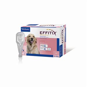 EFFITIX*4PIP 4,40ML 20-40KG - Zfarmacia