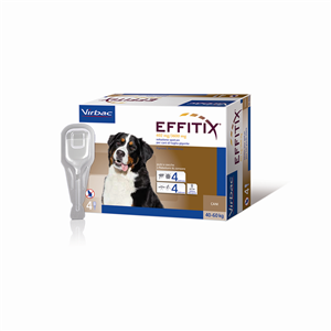EFFITIX*4PIP 6,60ML 40-60KG - Parafarmaciaigiardini.it