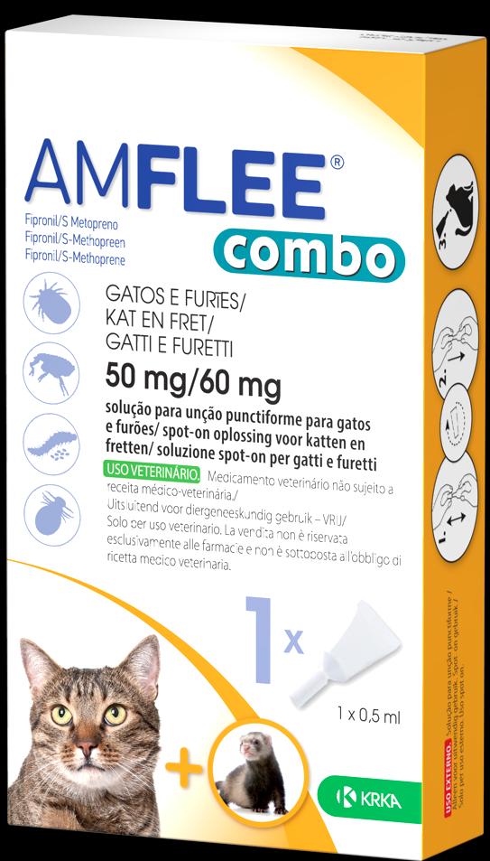 AMFLEE COMBO*1PIP GATTI/FURETT - Farmacia Barni