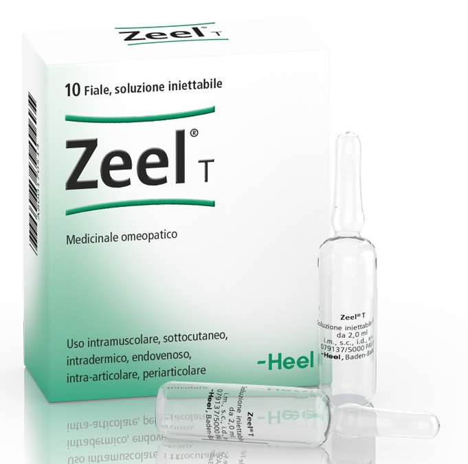 ZEEL T 10 FIALE 2,2 ML HEEL - Parafarmacia la Fattoria della Salute S.n.c. di Delfini Dott.ssa Giulia e Marra Dott.ssa Michela