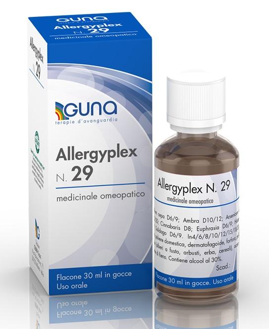 ALLERGYPLEX 29 POLLINE GOCCE - Farmabellezza.it