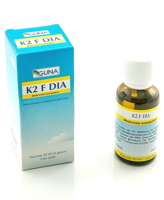K2 F DIA 30 ML GOCCE - Farmastar.it