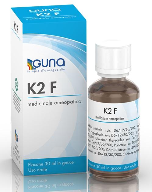 K2 F GOCCE 30 ML - Farmagolden.it