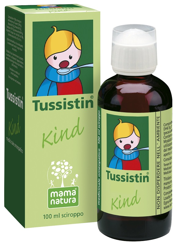 TUSSISTIN SCIROPPO KIND 100 ML - Farmaci.me