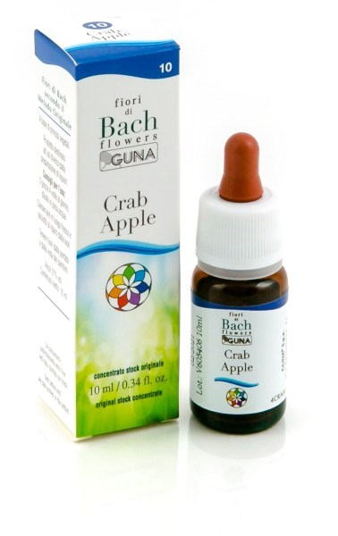 CRAB APPLE GUNA GOCCE 10 ML - Farmajoy