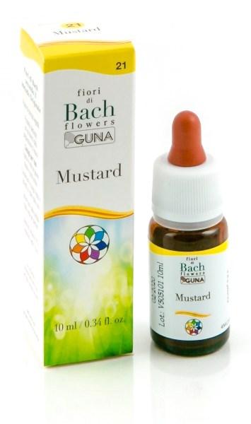 Guna Fiori Di Bach Mustard Gioia Gocce 10 Ml