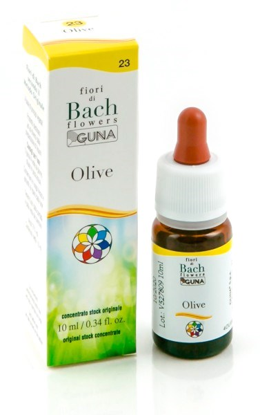 OLIVE GUNA GOCCE 10 ML - Farmajoy