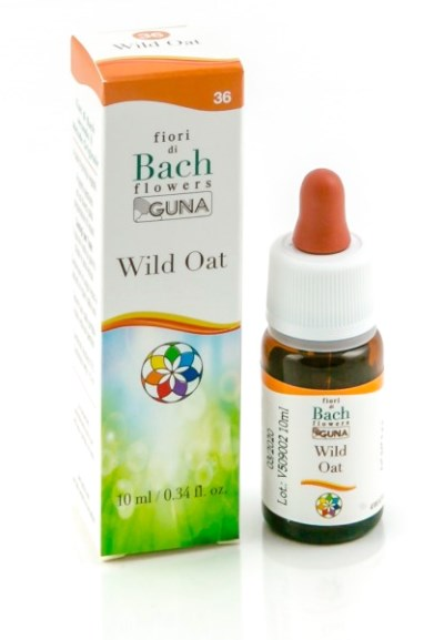 WILD OAT GUNA GOCCE 10 ML - Farmajoy