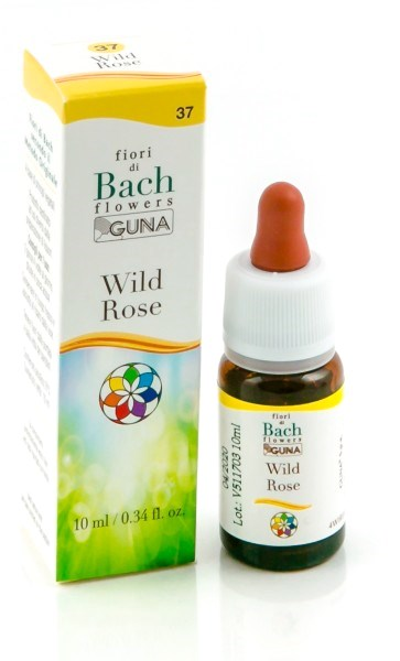 WILD ROSE GUNA GOCCE 10 ML - Farmajoy