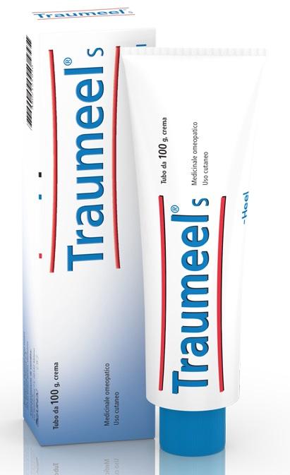 TRAUMEEL S CREMA 100 G - Farmacielo