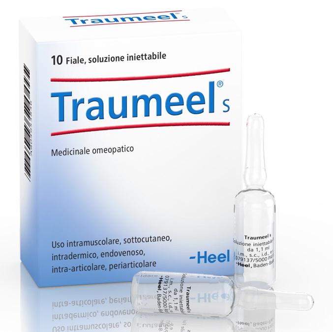 TRAUMEEL S 10 FIALE DA 2,2 ML - Farmalke.it