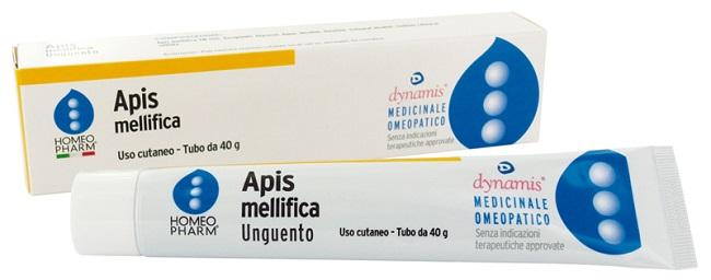 APIS MELLIFICA HOMEOPHARM UNGUENTO 40 G - Farmagolden.it