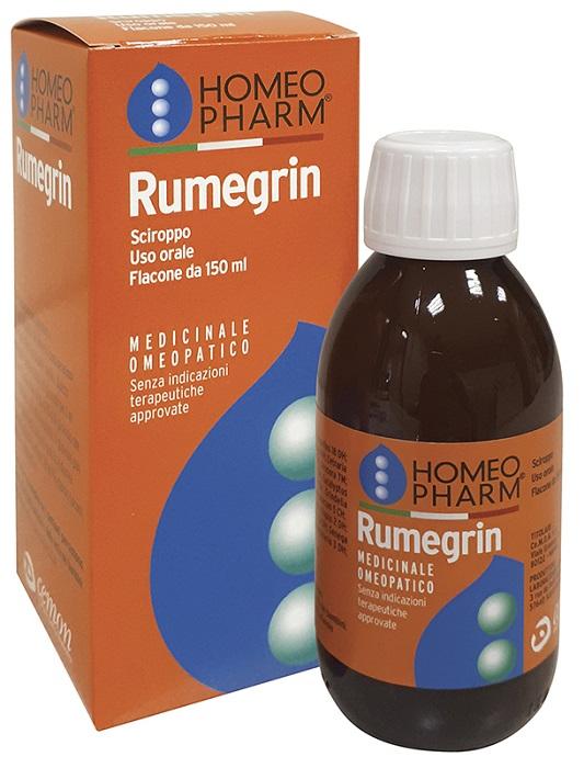 RUMEGRIN SCIROPPO 150 ML - Farmaseller