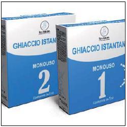 GHIACCIO ISTANTANEO IN BUSTA DI TESSUTO NON TESSUTO 1 PEZZO - Farmacia Puddu Baire S.r.l.