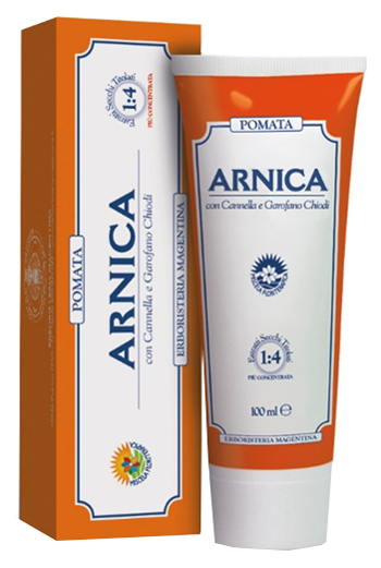 ARNICA FORTE POMATA 100 ML - Farmacia Massaro