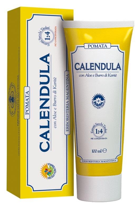 CALENDULA POMATA 100 ML - Spacefarma.it