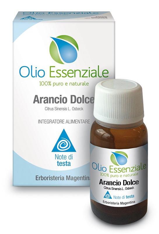ARANCIO DOLCE OLIO ESSENZIALE 10 ML - Iltuobenessereonline.it