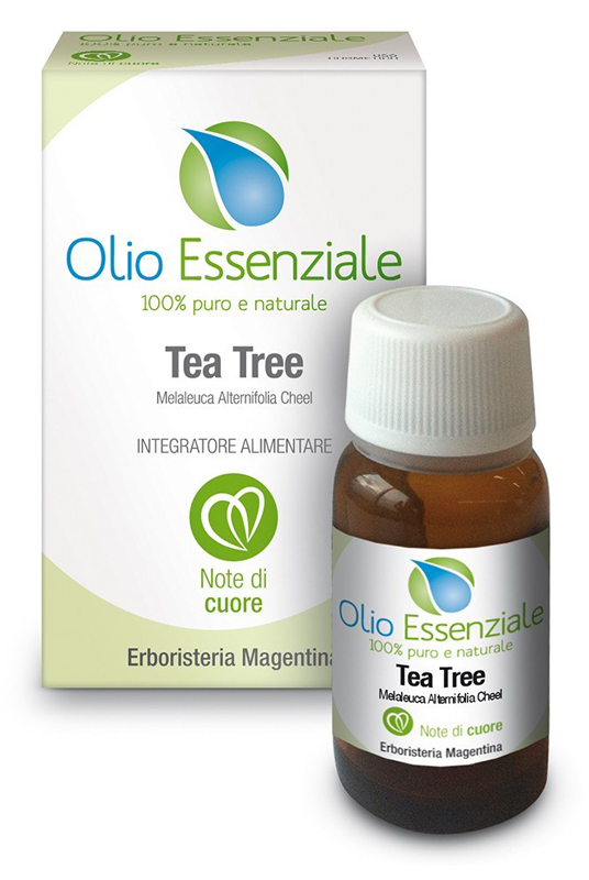 Tea Tree Oil Olio Essenziale 10ml - Sempredisponibile.it