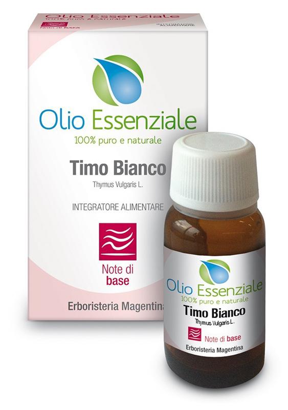 TIMO BIANCO OLIO ESSENZIALE 10 ML - Farmapass