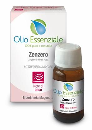 ZENZERO OLIO ESSENZIALE 10 ML - Farmapass