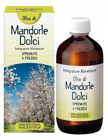 MANDORLE DOLCI OLIO 250 ML