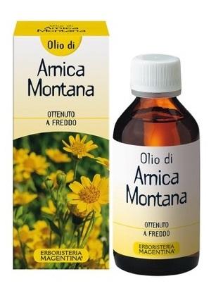 ARNICA OLIO VEGETALE 100 ML - Farmacia Centrale Dr. Monteleone Adriano