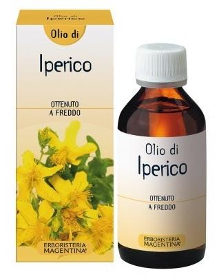 IPERICO OLIO VEGETALE 100 ML - Farmalke.it