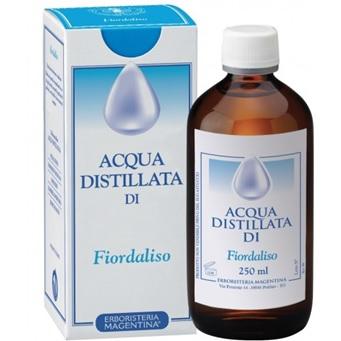 Fiordaliso Acqua Distillata Occhi Stanchi 250ml - Farmastar.it