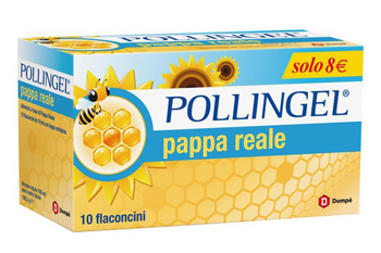 POLLINGEL PAPPA REALE 10 FLACONCINI 10 ML - farmaventura.it