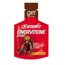 Enervitene Sport Gel Cola Integratore Energetico Mini-pack 25 Ml