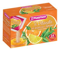 Plasmon Tisana Succo Di Arancia E Tè Deteinato Al Limone' 24 Bustine - Farmapage.it