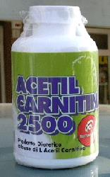 ACETIL CARNITINA NEUTRO 120 CAPSULE