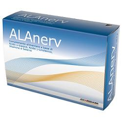 ALANERV 20 CAPSULE SOFTGEL - farmaciafalquigolfoparadiso.it