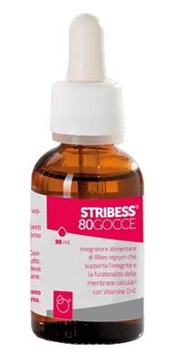 STRIBESS 80 GOCCE 30 ML - Parafarmacia la Fattoria della Salute S.n.c. di Delfini Dott.ssa Giulia e Marra Dott.ssa Michela