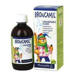 PHARMALIFE BRONCAMIL BIMBI CONCENTR FLUIDO 200 ML - Iltuobenessereonline.it