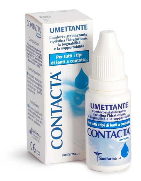CONTACTA SOLUZIONE UMETTANTE 15 ML - Farmaseller