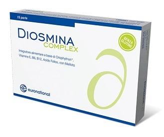 DIOSMINA COMPLEX 15 PERLE - Farmapc.it