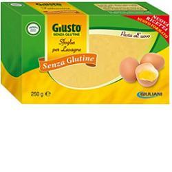 GIUSTO SFOGLIE LASAGNE 250 G - Farmafirst.it
