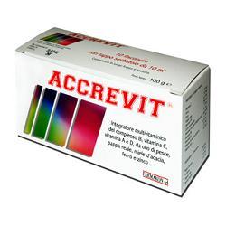 ACCREVIT 10 FLACONCINI - Farmaseller