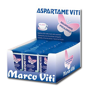 ASPARTAME VITI 400 COMPRESSE 43 MG - La farmacia digitale