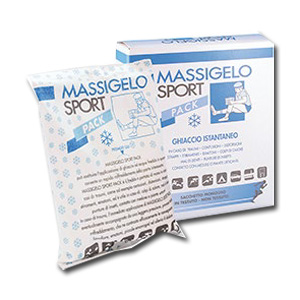 GHIACCIO ISTANTANEO MASSIGELO SPORT PACK 1 BUSTA - FARMAEMPORIO