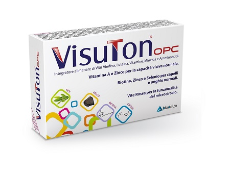 VISUTON OPC 30 COMPRESSE - La farmacia digitale