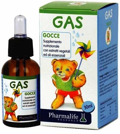 PHARMALIFE GAS BIMBI GOCCE 30 ML - Iltuobenessereonline.it