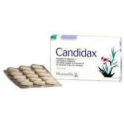 CANDIDAX 30 COMPRESSE - Arcafarma.it
