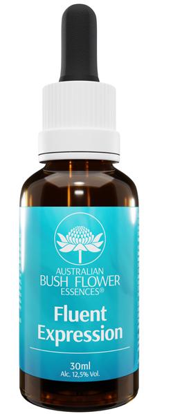 AUSTRALIAN BUSH FLOWER FLUENT EXPRESSION 30ML ESSENZA GOCCE - Nowfarma.it