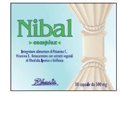 NIBAL COMPLEX 30 CAPSULE - Farmaseller