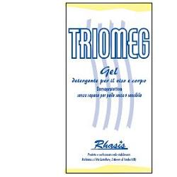 Triomeg Gel Detergente Viso e Corpo 200 ml